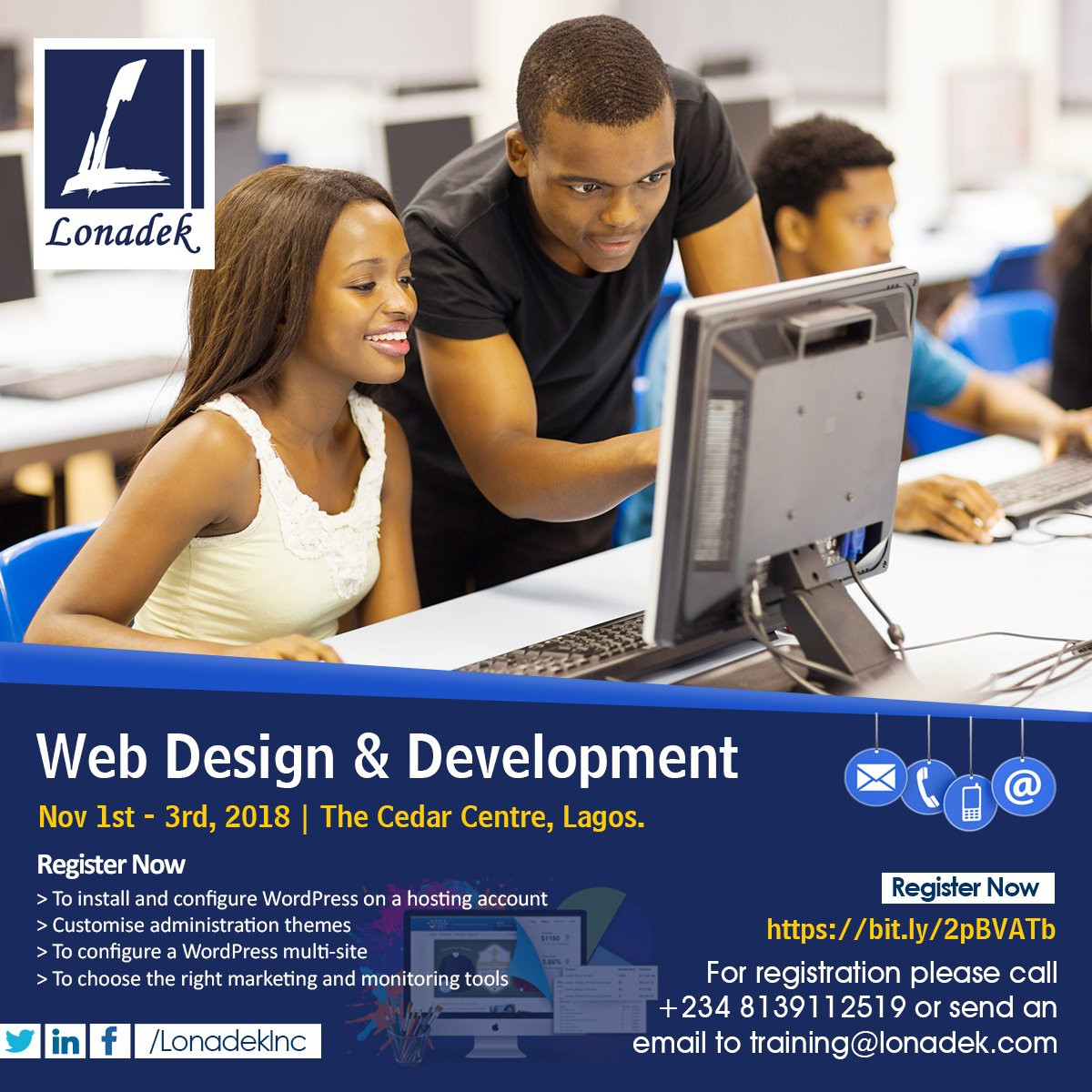 Web Design Training Training